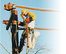 training for outside electrical construction industry workers